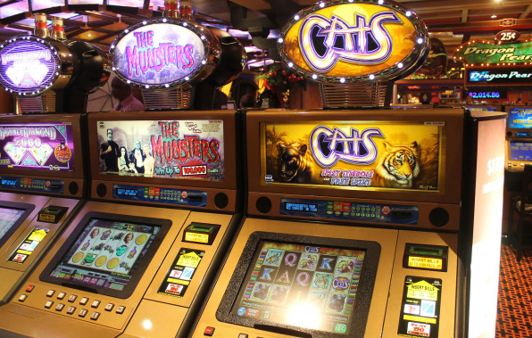 Slot Machines Pay Out